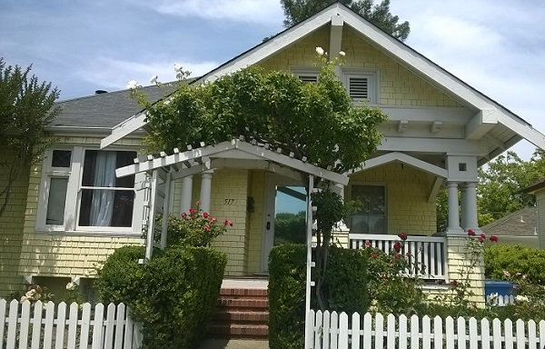 Petaluma Craftsman House Authentic craftsman bungalow with style